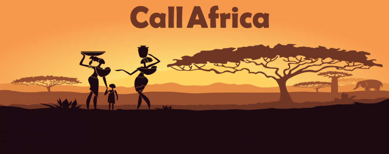 Call Africa from Greece